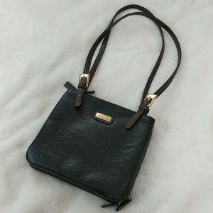 Mondani New York genuine leather shoulder bag